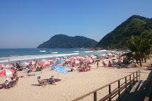 Tombo Beach, Guaruja, Brazil