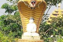 Jade Pagoda Mandalay, Mandalay, Myanmar