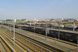 Железнодорожная станция  Medgidia