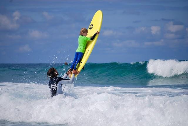 Biscaradise Ecole de Surf