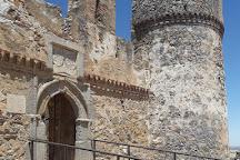 Castillo de Nogales, Badajoz, Spain