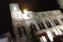 Palazzo dell'Universita e Torre dell'orologio, Martina Franca, Italy