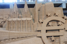 The Sand Museum, Tottori, Japan