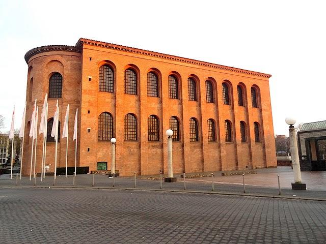 Parkhaus Basilika