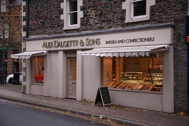 Alex Dalgetty & Sons - Artisan Bakers