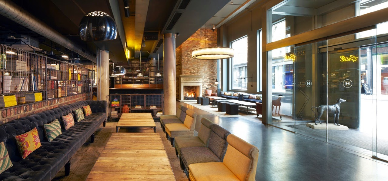 The Hoxton, Shoreditch: A Work-Friendly Place in London