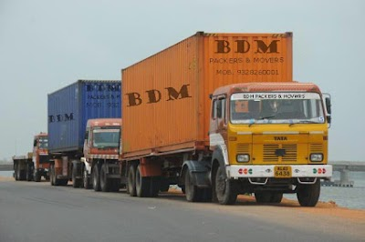 BDM'Packers & Movers Ahmedabad'
