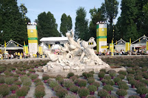 Giardini Reali - Musei Reali di Torino, Turin, Italy