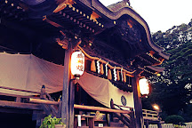 Sakatsura Isozaki Shrine, Hitachinaka, Japan