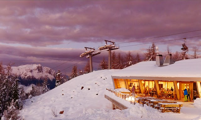 Chalet Rocce Rosse Mountain Lounge