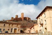 Castillo de Molina de Aragon, Molina de Aragon, Spain