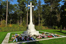 Canadese Oorlogsbegraafplaats Bergen op Zoom, Bergen op Zoom, The Netherlands