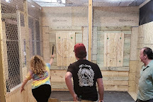 Civil Axe Throwing - Chattanooga, Chattanooga, United States