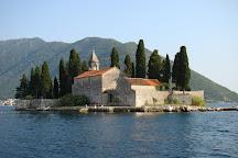Island of Saint George, Perast, Montenegro