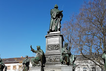 Lutherdenkmal, Worms, Germany