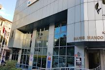 Baris Manco Kultur Merkezi, Istanbul, Turkey