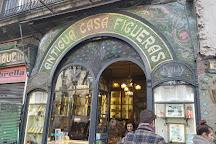 Antigua Casa Figueras, Barcelona, Spain