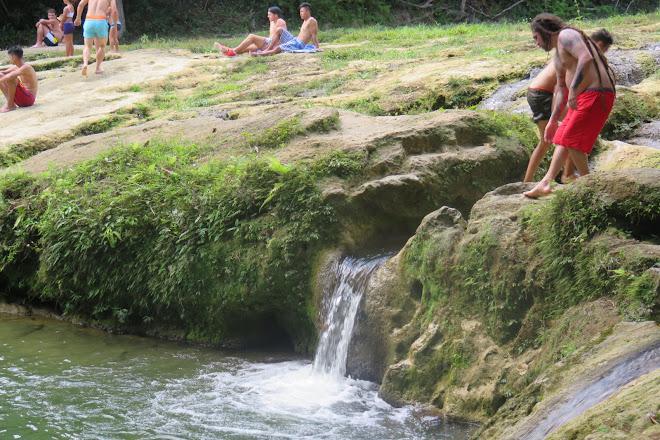 Banos Del.Visit Banos Del San Juan On Your Trip To Las Terrazas Or Cuba