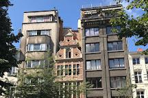 Les Galeries Royales Saint-Hubert, Brussels, Belgium