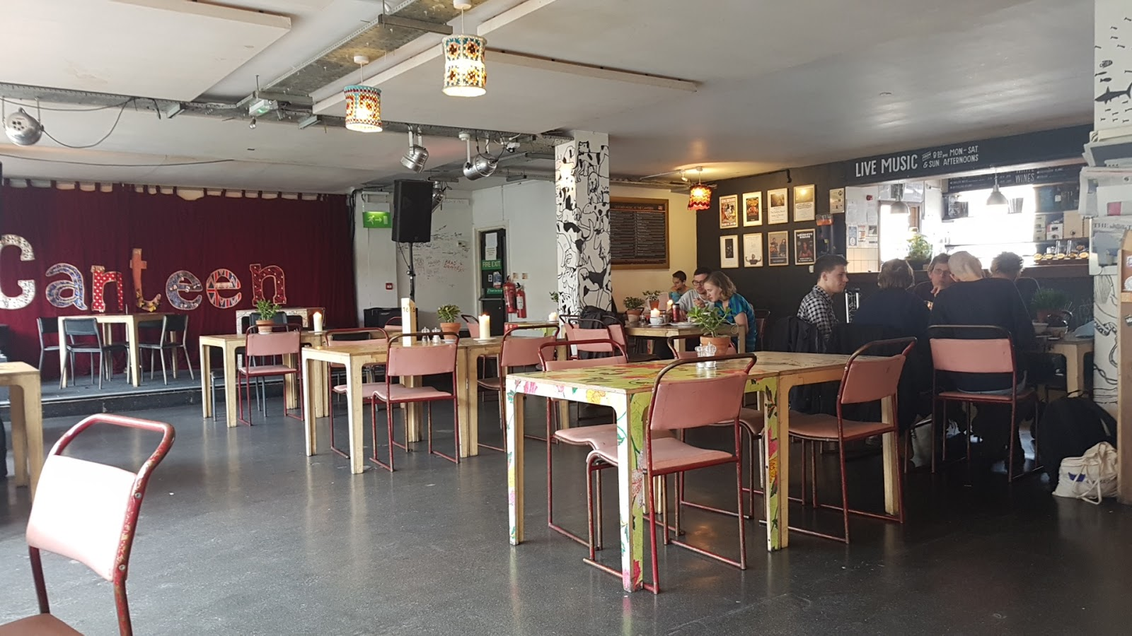 The Canteen: A Work-Friendly Place in Bristol