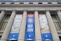 Bureau of Engraving and Printing, Washington DC, United States