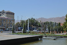 Kamal Khujandi Statue, Khujand, Tajikistan