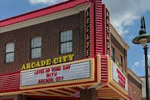 Arcade City, Branson, United States