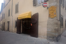 La Bottega del Cuoio, Arezzo, Italy