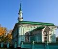 Азимовская мечеть, улица Фаткуллина, дом 15 на фото Казани