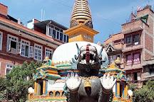 Rudra Varna Mahavihar, Patan (Lalitpur), Nepal