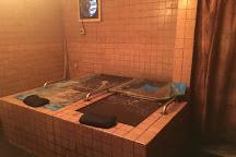 Baths at Roman Spa, Calistoga, United States