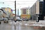 Алексеевский пассаж, Октябрьская улица на фото Нижнего Новгорода