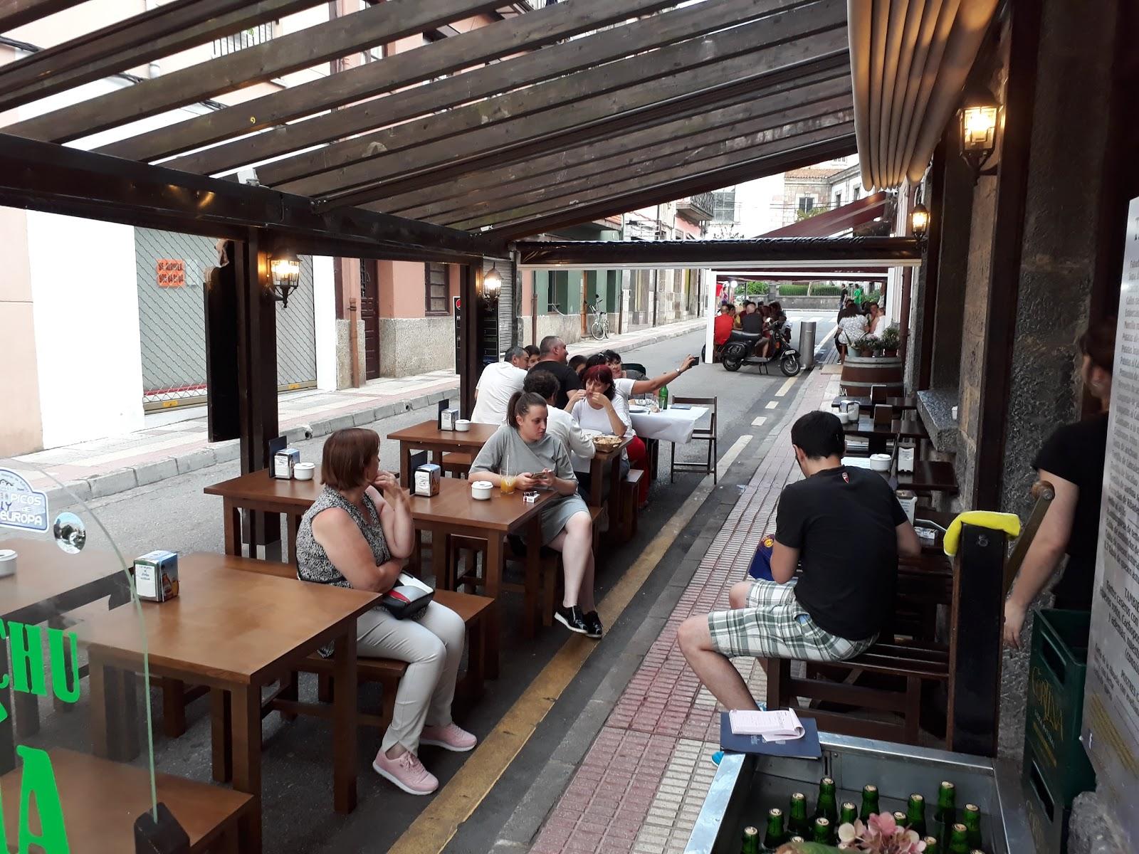 Sidreria restaurante El monarca