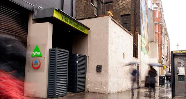 YHA London Oxford Street