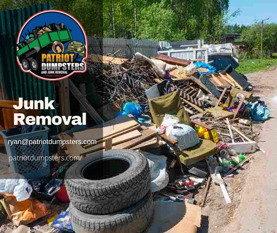 Junk Removal in Townsend