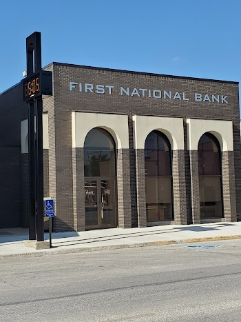 First National Bank Payday Loans Picture