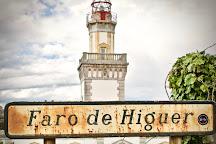 Faro de Higuer, Hondarribia, Spain
