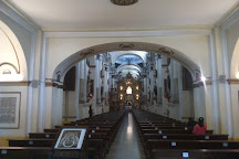 Iglesia Santo domingo, Guatemala City, Guatemala