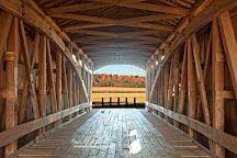 Neet Covered Bridge, Rockville, United States