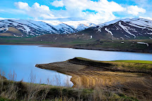 Spandaryan Water Reservoir, Tsghuk, Armenia