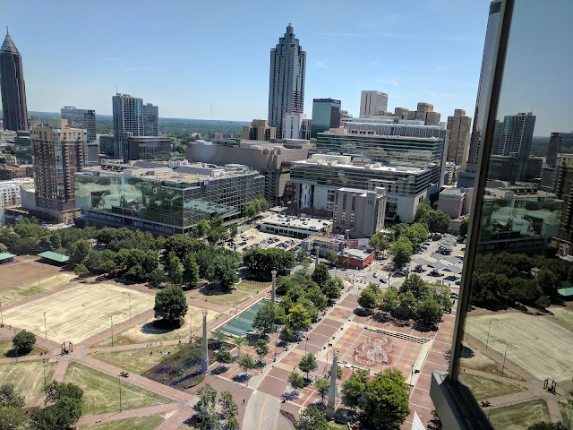 Downtown Atlanta ga