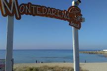 Spiaggia di Montedarena, Marina di Pulsano, Italy