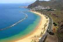 Playa de las Teresitas, Santa Cruz de Tenerife, Spain