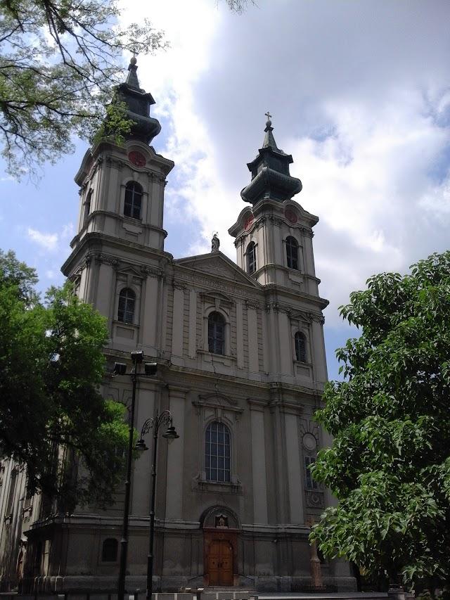 Cathédrale Sainte-Thérèse-d'Avila de Subotica