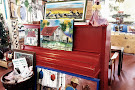 Red Piano Too Gallery