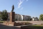 Ивацевичский районный исполнительный комитет на фото Ивацевичей