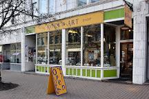 the rock & art shop, Bangor, United States