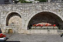 Castello Monumentale, Barrea, Italy