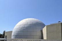 Planetario Madrid, Madrid, Spain