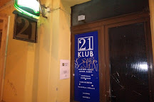 Klub 21, Prague, Czech Republic